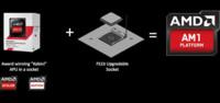 AMD tiene una nueva plataforma: AM1, para equipos 'low cost'