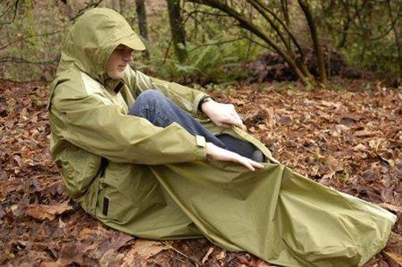 Chamarra-saco de dormir de JakPak
