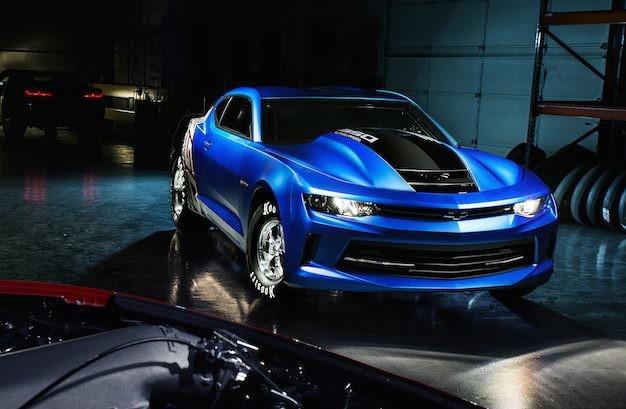 Chevrolet presentará el nuevo COPO Camaro en el SEMA