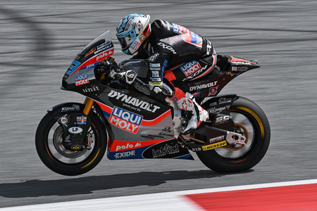 Schrotter Austria Moto2 2020