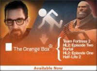 'The Orange Box' ya está disponible