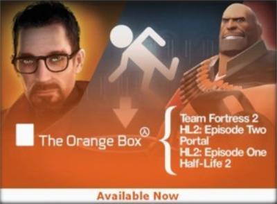 'The Orange Box' ya está disponible
