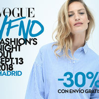 La Redoute celebra la VOGUE Fashion's Night out con un 30% de descuento y envío gratis