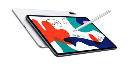 Huawei MatePad: Kirin 810 y soporte para el M-Pencil en una nueva tablet de 10,4 pulgadas para estudiantes