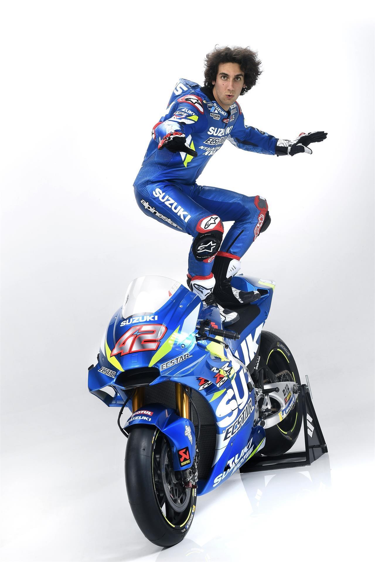 Foto de Presentación MotoGP Suzuki 2019 (53/60)