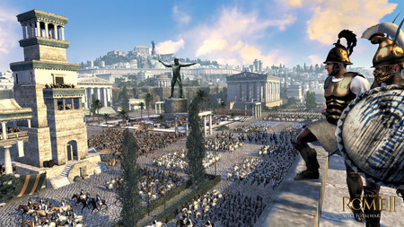 Total War: ROME II recibe una  avalancha de críticas por su sistema de generales femeninos. Creative Assembly responde
