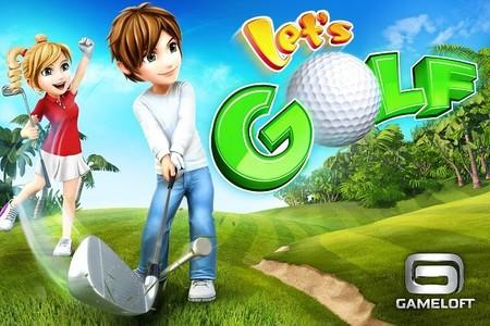 LINE y Gameloft se unen para lanzar LINE Let's Golf