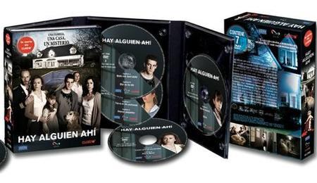 La primera temporada de 'Hay alguien ahí' en DVD