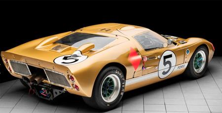 Ford GT40 MkII, a subasta por 10,3 millones de euros