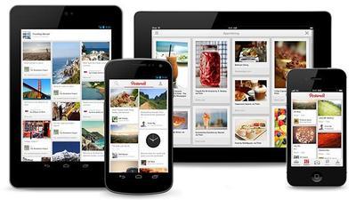 Pinterest pide votos para ver si trabajan en una aplicación para Windows Phone y Windows 8
