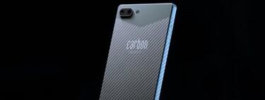 El primer móvil de fibra de carbono pronto a la venta: precio y disponibilidad del Carbon 1 MK II