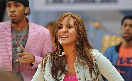 Demi Lovato no estaba tan bien como parecía...
