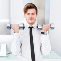 Trabaja tu cuerpo, también en la oficina