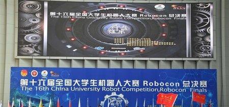 Estudiante del IPN obtuvo segundo lugar en el Concurso Internacional de Diseño Robocon 2017 en China