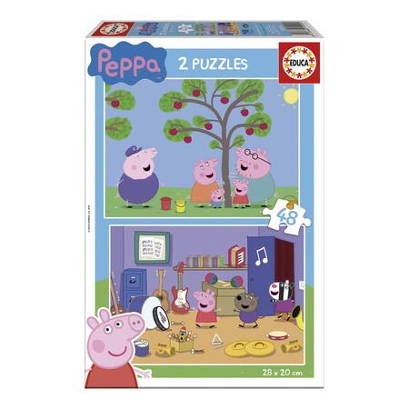 Puzzles De Peppa Pig De Educa Borras