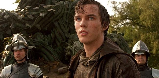 Nicholas Hoult protagoniza 'Jack el caza gigantes'