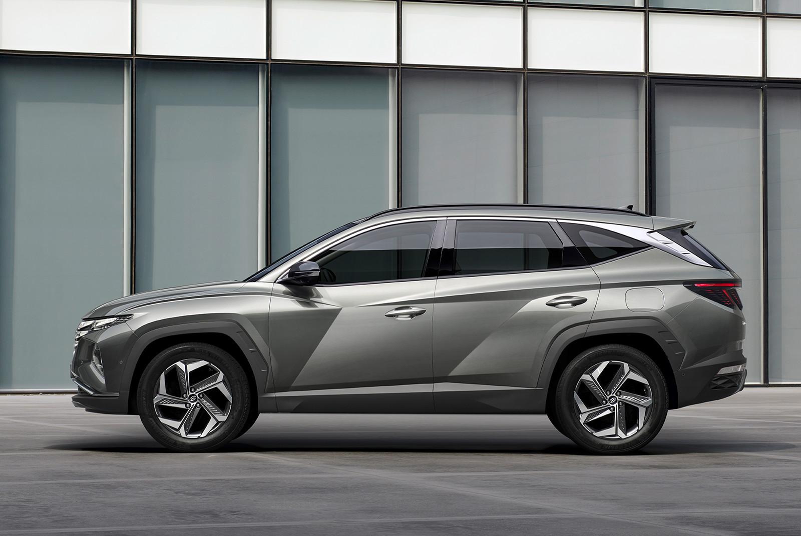 Foto de Hyundai Tucson 2022 (5/20)