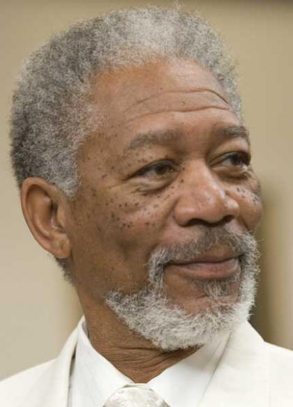 Morgan Freeman se divorcia