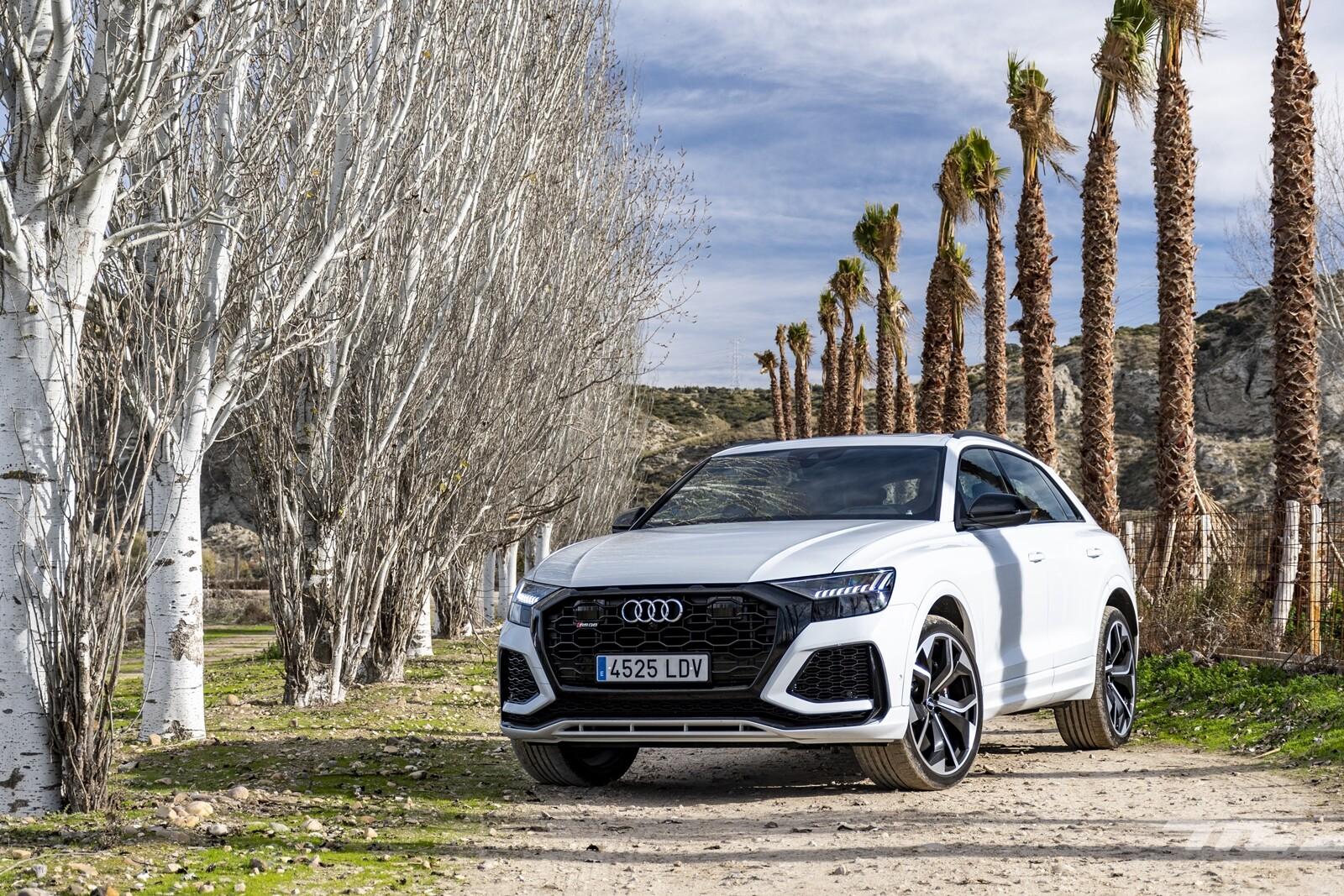 Foto de Audi RS Q8 2020, prueba (6/40)
