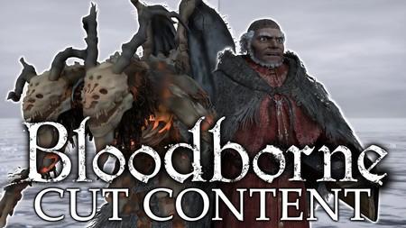 Bloodborne: los mineros de datos revelan las criaturas y jefes finales nunca usados en un vídeo