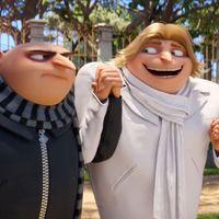 'Gru 3. Mi villano favorito', el nuevo tráiler nos presenta al hermano gemelo de Gru