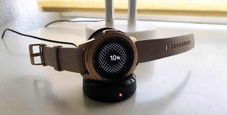 Reloj Samsung Galaxy Watch Analisis Experiencia Review 10