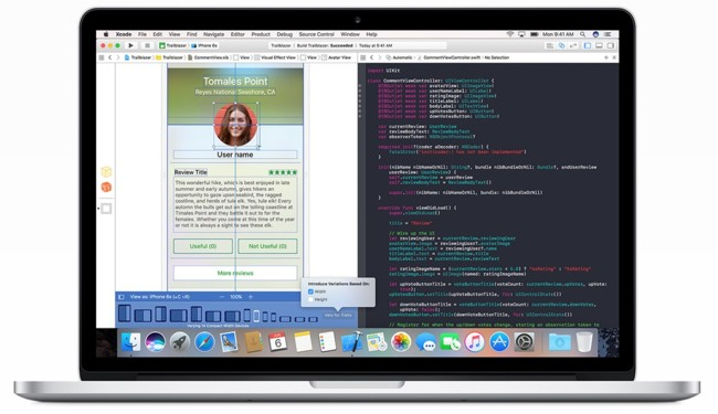 Apple Xcode 8