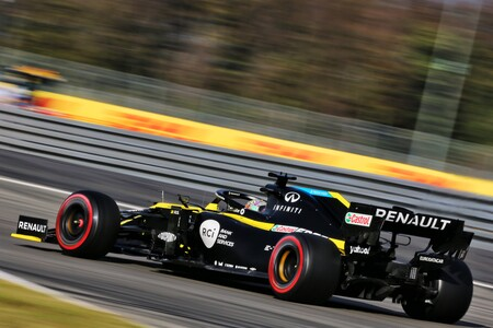 Ricciardo Nurburgring F1 2020