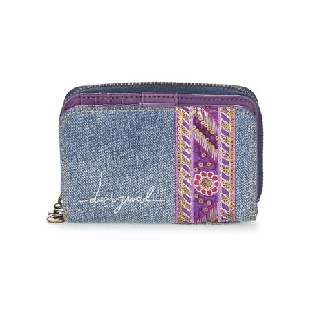 Monedero Desigual magnetic ethnic deluxe por 24,95 euros en Amazon