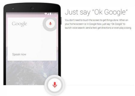 """Google Search se actualiza, """"Ok Google"""" en cualquier función de tu dispositivo"""