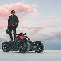 El nuevo Can-Am Ryker es un triciclo promete 900 cc y 77 CV de aventura mainstream sin carnet de moto