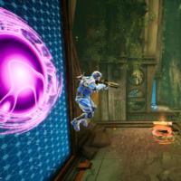 Splitgate, el shooter free to play de moda, incrementa la capacidad de los servidores y reduce la cola para entrar