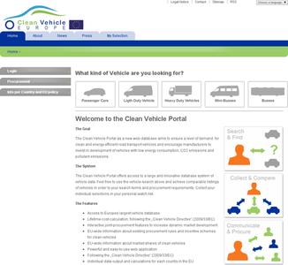 Clean Vehicle, la página europea de referencia de los coches más eficientes