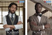 La nueva campaña de Scalpers: brillante acción de responsabilidad social corporativa
