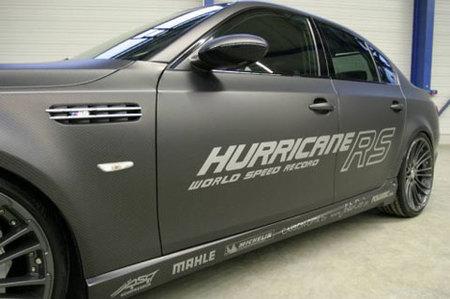 G-Power M5 Hurricane RS, la berlina más rápida del mundo
