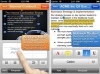 QuickOffice Pro 4.0: documentos, hojas de cálculo y ahora también presentaciones