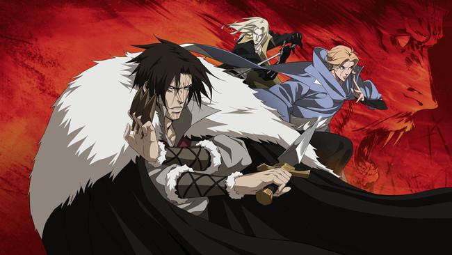 Netflix sigue apostado por el anime poniendo fecha a la Temporada 2 de 'Castlevania' y renovando 'Aggretsuko'