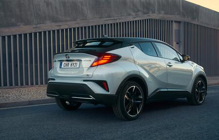 Toyota C-HR Electric Hybrid, por 200 euros al mes