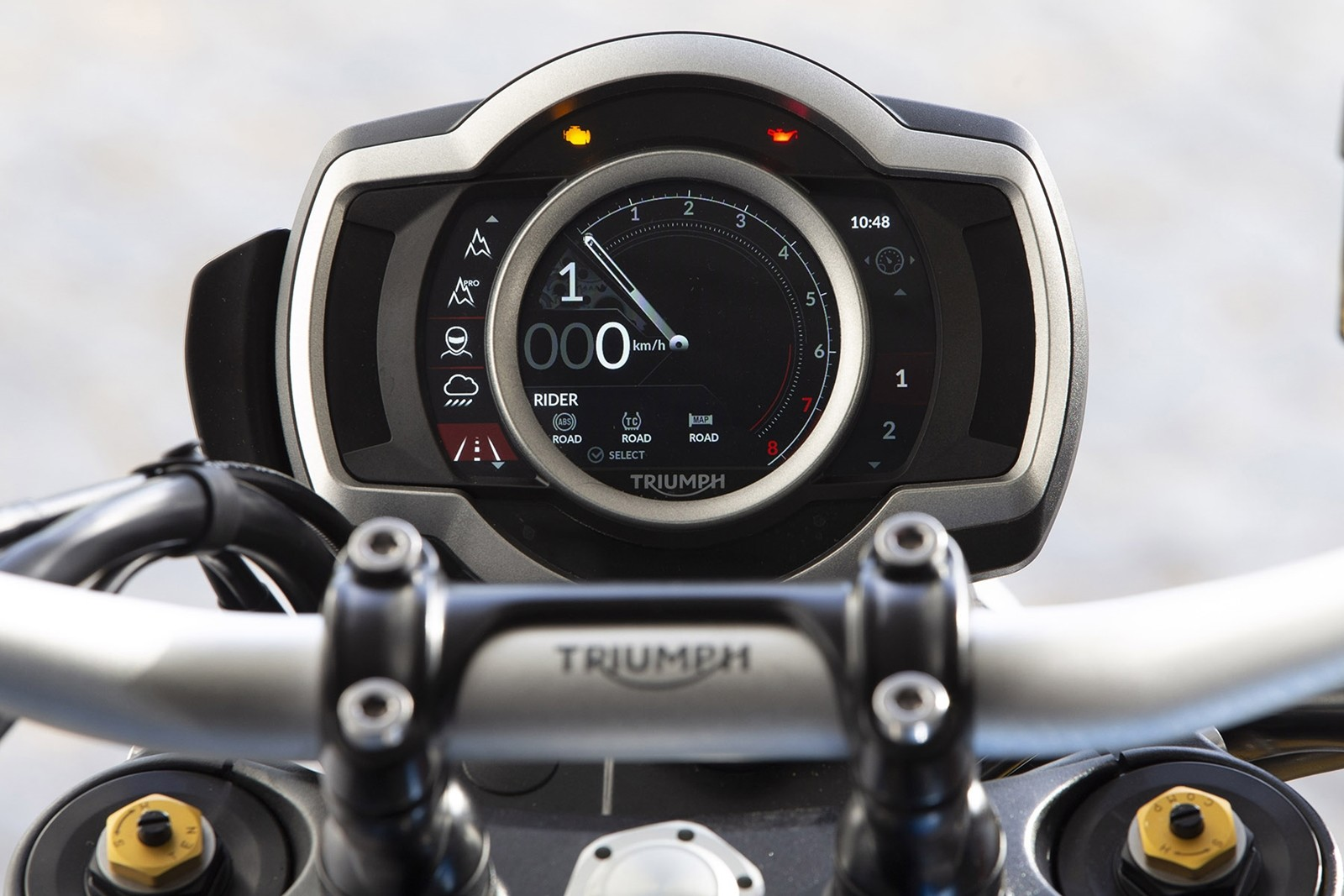 Foto de Triumph Scrambler 1200 XC y XE 2019 (64/91)