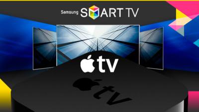 Samsung subestima el impacto de la posible entrada de Apple en el mercado de las TV