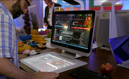 HP Sprout o cómo un ordenador sobremesa nos vuelve a ilusionar