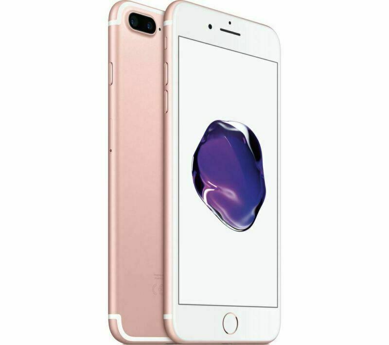 Apple iPhone 7 Plus 32GB Oro Rosa desbloqueado Garantía Teléfono iOS NUEVO ES