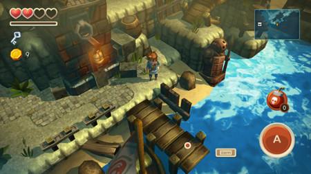 Oceanhorn para iOS