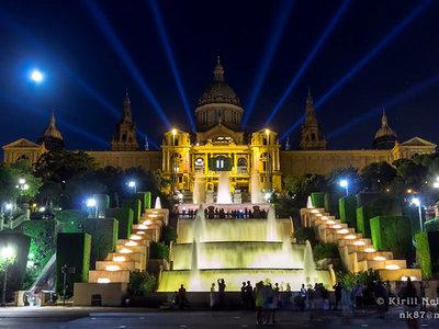 'Barcelona Hypertravel', una visita relámpago a la ciudad catalana mezcla de timelapse e hyperlapse