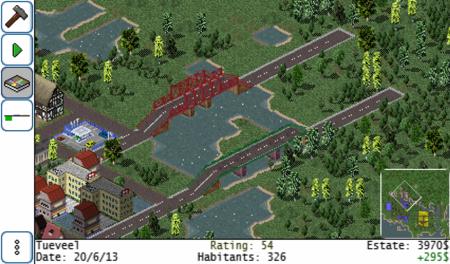 TheoTown es lo más parecido a jugar a Sim City 2000 en Android y es una pasada