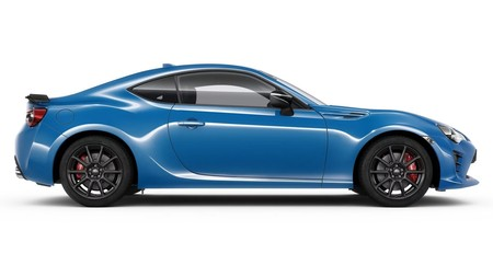 Toyota Gt86 Clubseries Blue Edition 2018 2