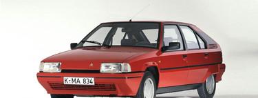 Así nació en 1982 el Citroën BX, bajo la bendición de la Torre Eiffel: un coche que conquistó Europa