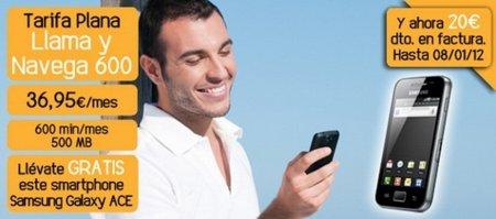 smartphones jazztel movil