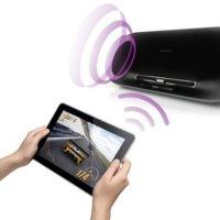 Philips Fidelio, pantalla por un lado y sonido por el otro