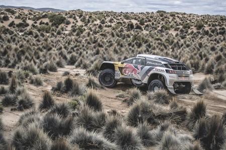 Sebastien Loeb Dakar 3